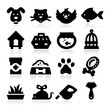 Pet and Animals Icons