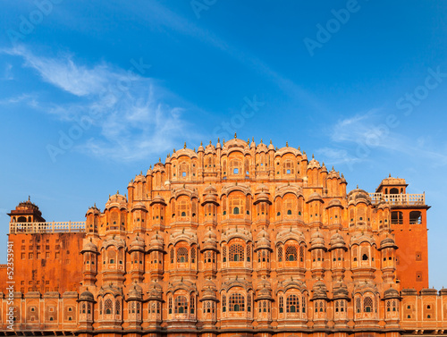 Hawa Mahal palace, Jaipur, Rajasthan