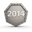 Year 2014 armored icon
