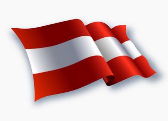 Avusturya bayrağı ( versiyon 2)