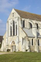 ancienne abbaye de marcilly sur eure en normandie