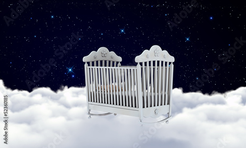 cradle on the clouds