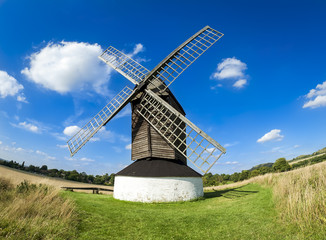 pitstone windmill countryside hertfordshire