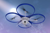 Police Surveillance Drone poster