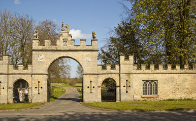The Gateway Redbourne Hall.