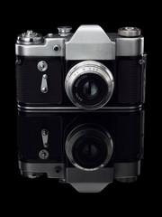 The ancient camera.