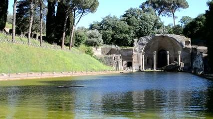 Villa Adriana - Antiquarium del Canopo