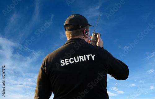 Leinwandbild Motiv sicurezza