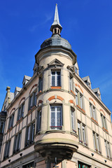 Renaissance building in Colmar