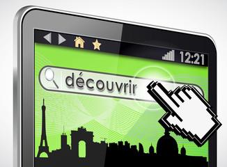 tablette tactile 3d : découvrir le monde