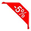 Website Banner -5% (I)