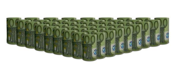 Rotolini banconote