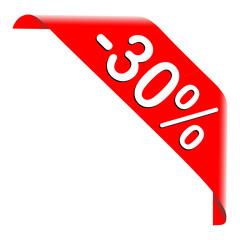 Website Banner -30% (I)