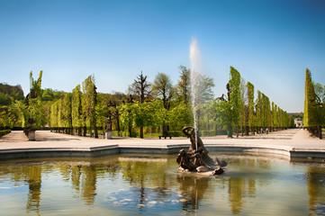 Star Pool | Castle Schönbrunn (Schonbrunn) in Vienna (Austria)