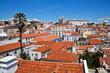 Stadtübersicht von Lissabon