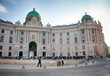 Hofburg in Vienna (Austria) | View from Michaelerplatz