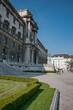 Hofburg in Vienna (Austria)   Neue Burg (New Castle)