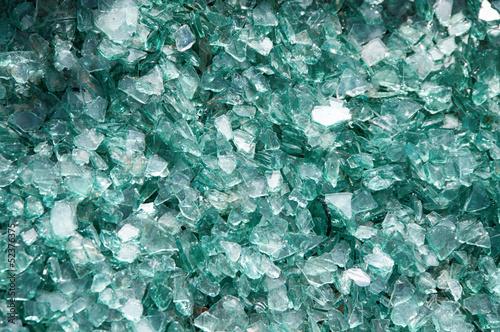Bits of broken Glass | Glass splinter