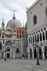 Markusplatz, Venedig, Italien
