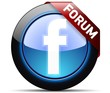 """f"" Forum button"