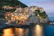 Leinwandbild Motiv Manarola, Cinque Terre, Italie