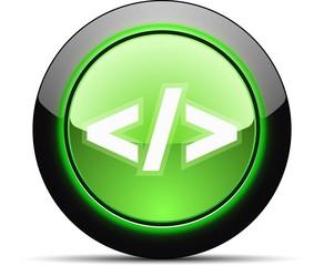 HTML code button