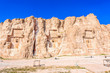Tomb of Achaemenid kings in Naqsh-e Rustam, north Shiraz, Iran.