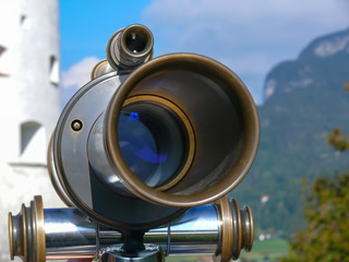Mountain Telescope