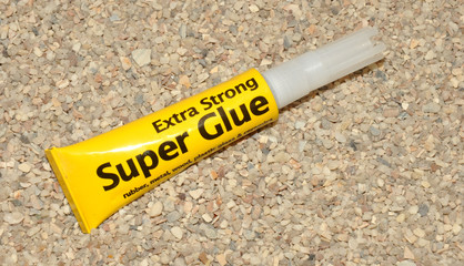 Tube Of Super Glue