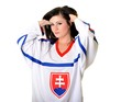 Supporter slovaque