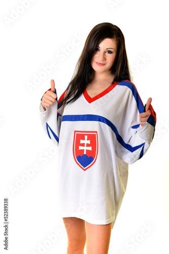 Slovakian fan
