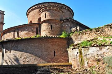Roma, Santa Agnese fuori le mura, mausoleo Santa Costanza