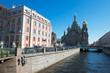 Постер, плакат: Architecture and monuments of the city of St Petersburg