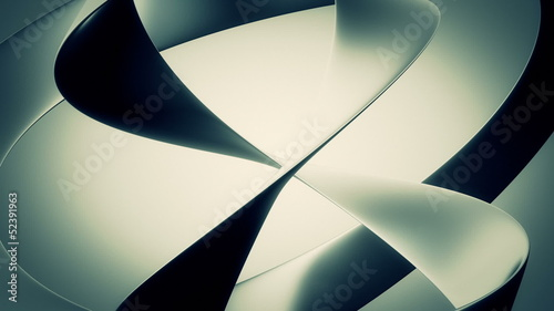 Loopable abstract background.