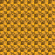vector seamless yellow abstract  pattern