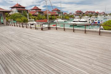 terrasse, Eden Island, Victoria, Seychelles