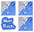 Card new price