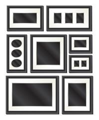 Black Photo Frame Collection