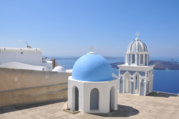 Church,Santorini ,Greece