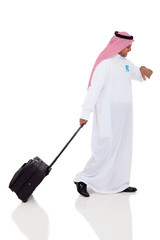 arabic business traveler