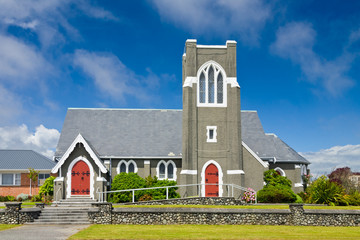 Presbyterian church in New Zealand