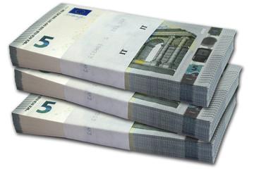 Mazzette 5 Euro