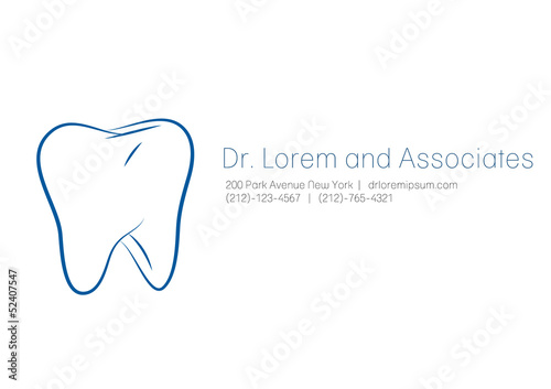 stomatology logo, dental logo
