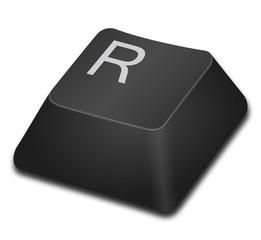 Computer Key R