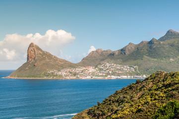 View at Hout Bay