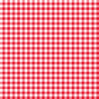 Checkered background red