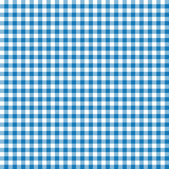 Checkered background blue