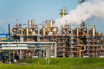 Ölraffinerie 1275