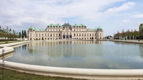 Castello belvedere superiore Vienna