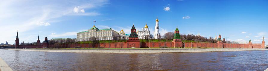 Kind to the Moscow Kremlin